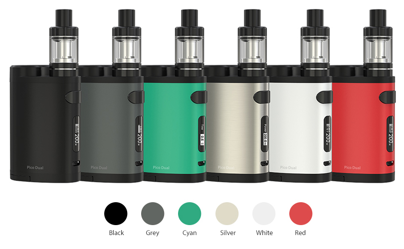 Eleaf Pico Dual With MELO III Mini Kit