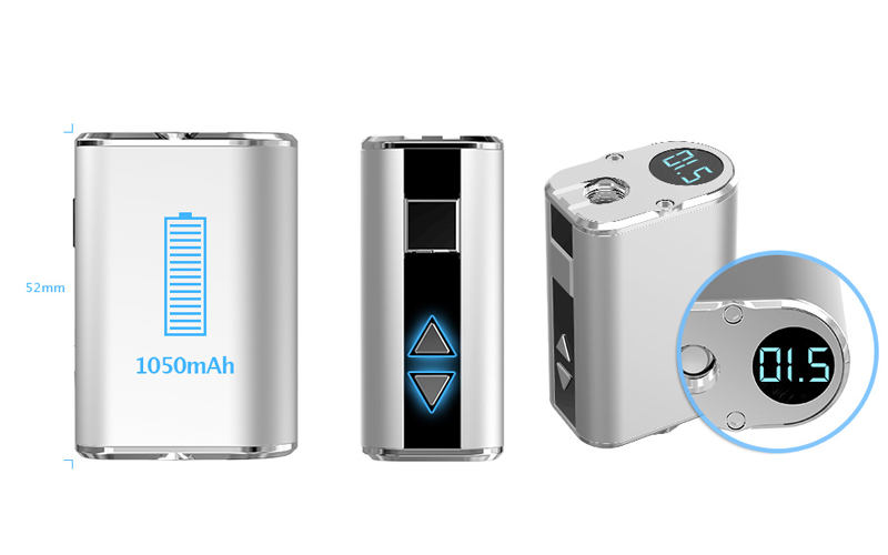 Eleaf Mini iStick 10W Mod Feaures 2