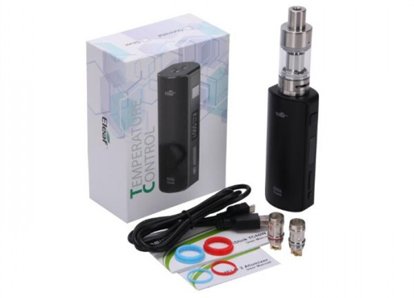 A Beautiful and Practical Starter Kit — Eleaf iStick TC60W