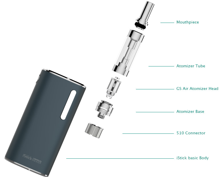 Eleaf iStick Basic Kit Package