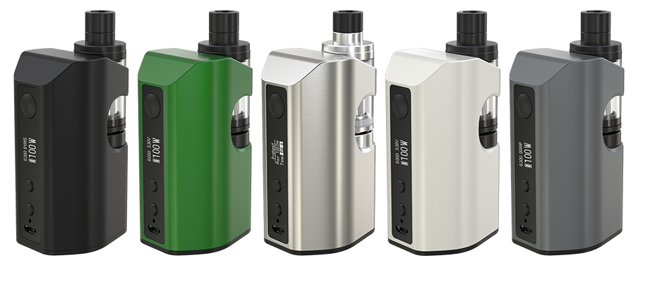 Eleaf ASTER RT With MELO RT22 Full Kit