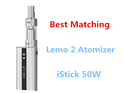 Lemo 2 atomizer best matching