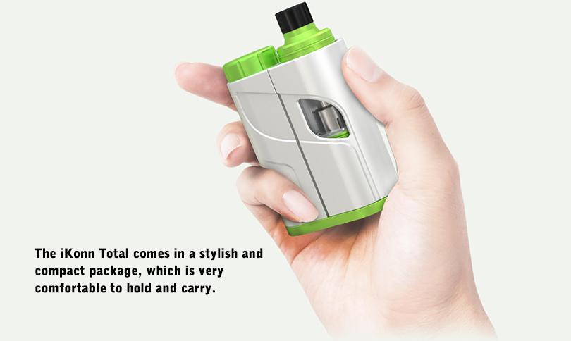 Compact Yet Comfortable iKonn Total Kits