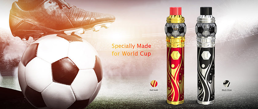 iJust 3 Kit Color - World Cup