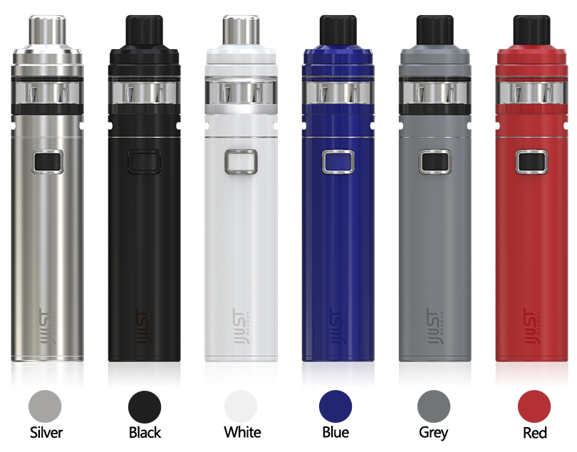 iJust NexGen――Hot Selling Vapes Recommendation