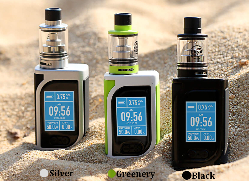 Eleaf iStick Kiya Kit with GS Juni Tank