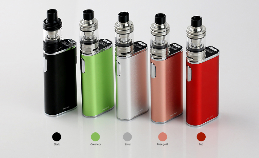 Eleaf iStick MELO with MELO 4 Kit Colors