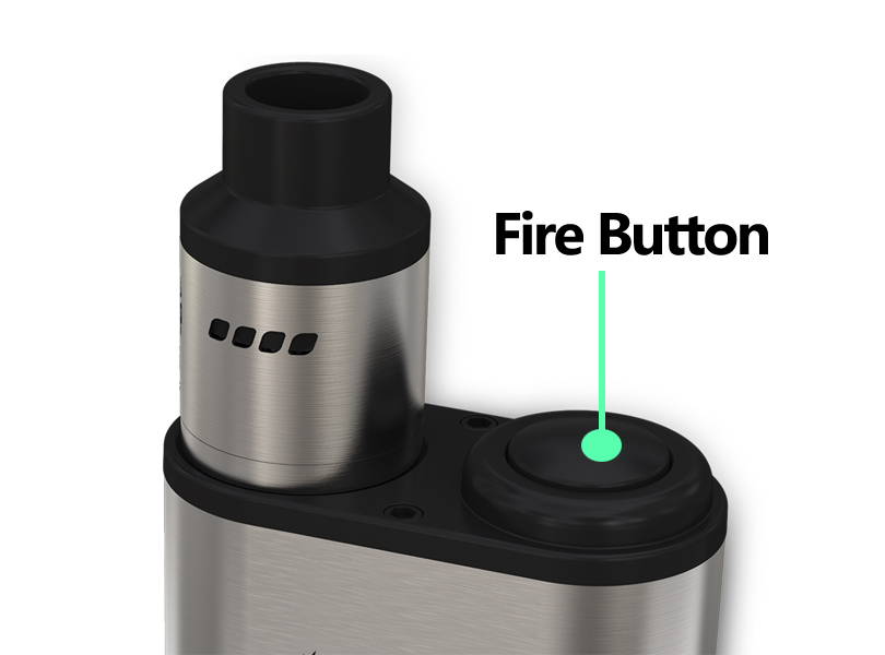 iStick Pico RDTA with big fire button
