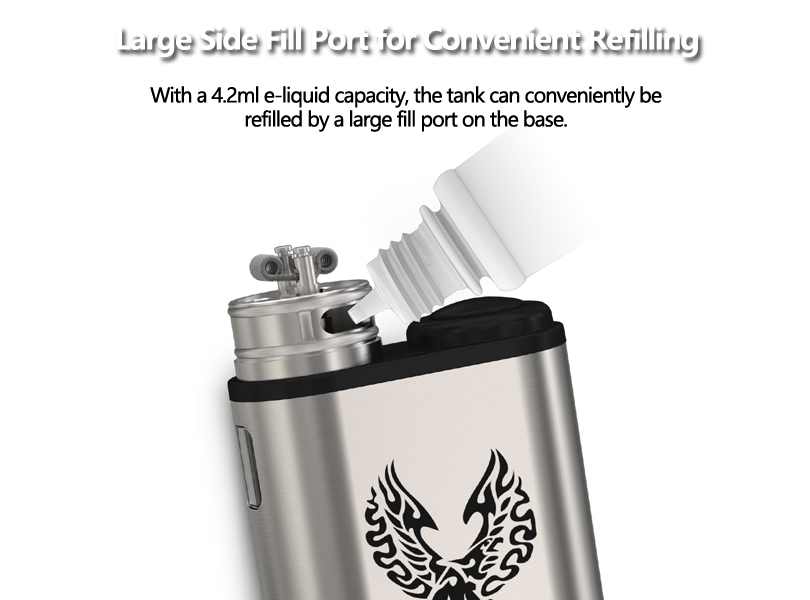 iStick Pico RDTA with large side fill port