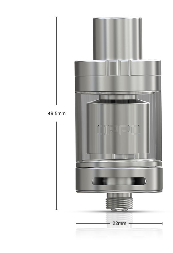 Eleaf OPPO RTA Parameter