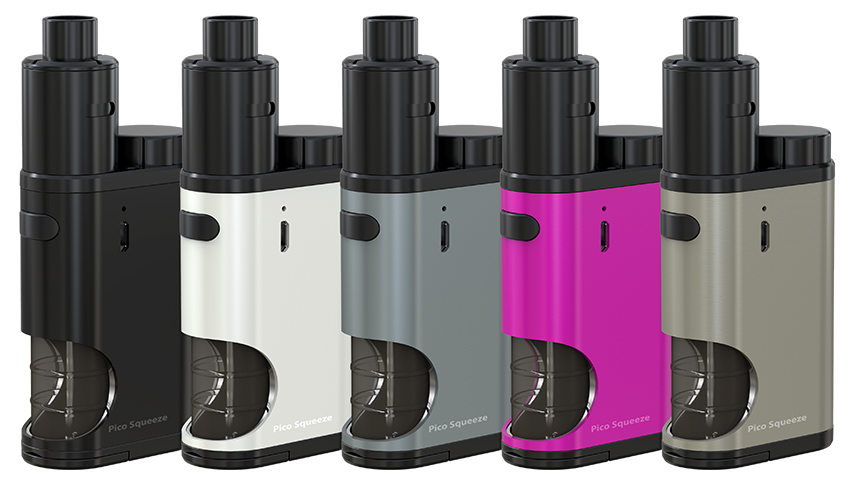 Eleaf Pico Squeeze Kit