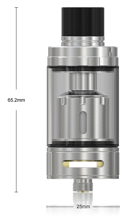 Eleaf Melo RT 25 Parameter