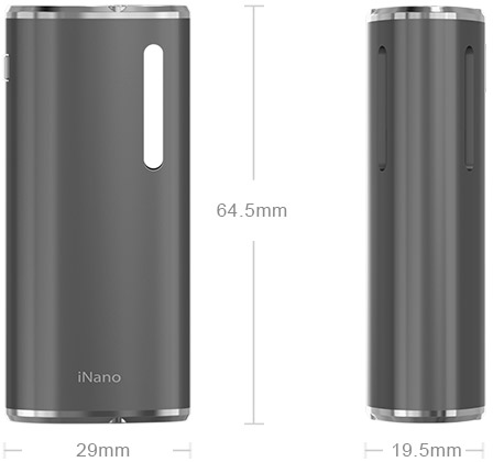 iNano Battery Parameter
