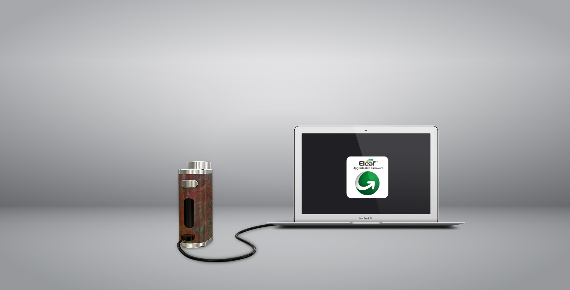 iStick Pico RESIN Firmware Upgrading