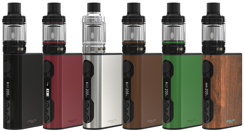iStick QC 200W With MELO 300