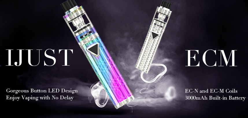Eleaf iJust ECM Kit