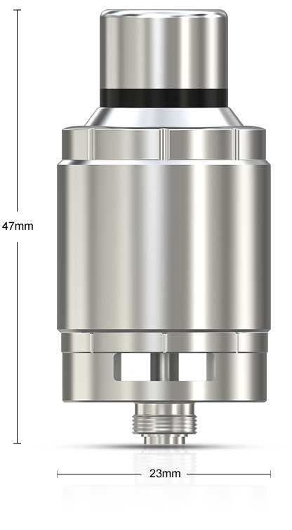 Eleaf Lemo Drip Parameter